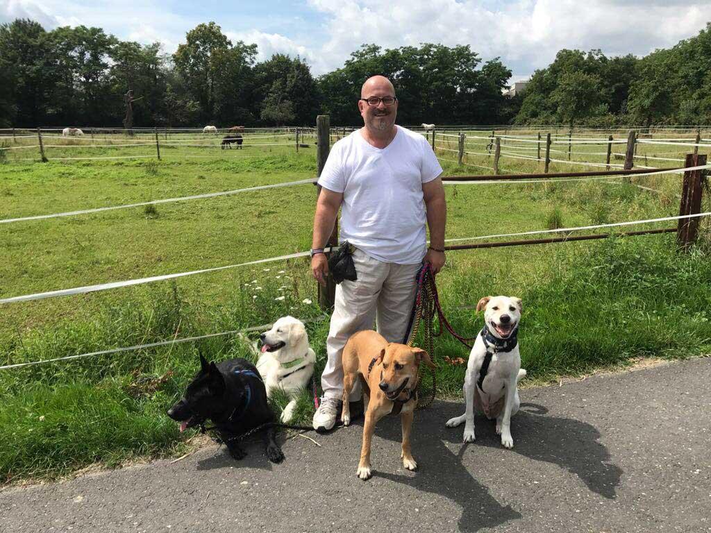 Dogsitter Frankfurt Carsten Bild1