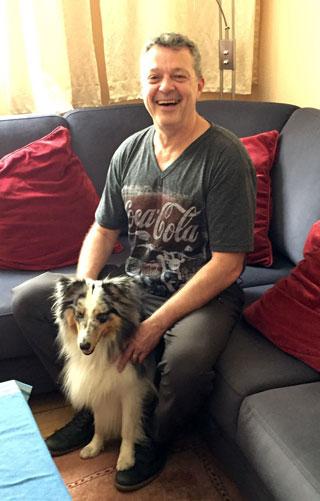 Hundesitter Frankfurt Helmut Bild2