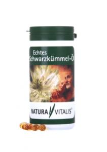 Schwarzkümmel - hoher Vitamin B